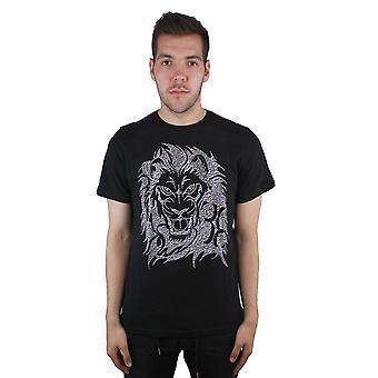 Billionaire Full MTK1467 02 Black T-Shirt