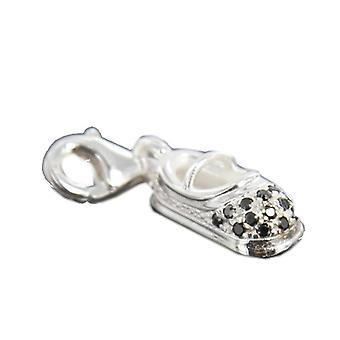 Heartbreaker by Drachenfels Ladies Silver Charms HB 267