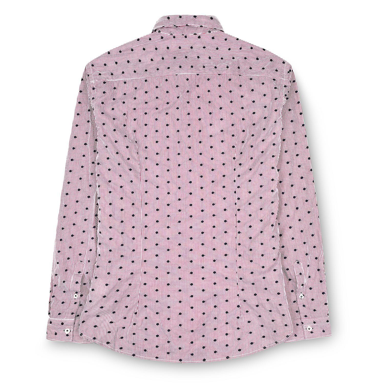 Fabio Giovanni Maresca Shirt - Mens High Quality Italian Cotton Blend Casual Shirt