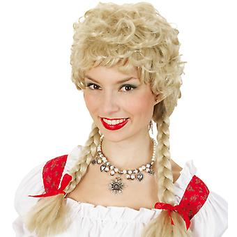 Flota Zenzi blonde impletituri Bavaria bucle
