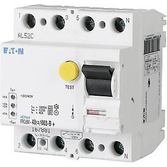 Eaton 167885 wyłączników RCCB o działaniu (AC/DC wrażliwe) 4-pin 40 A 0,3 A 240 V, 415 V