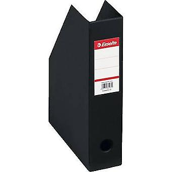 Esselte 56007 Magazine file A4, C4 Black Cardboard 1 pc(s)