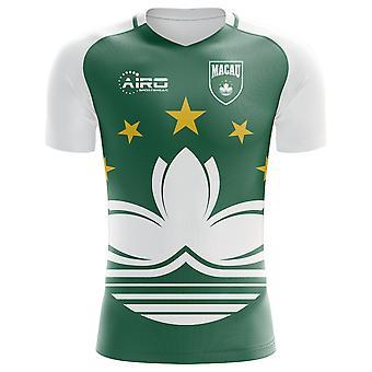2018-2019 Macau Hem Concept fotbollströja