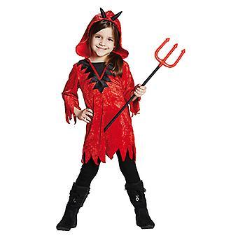 Slide Bola Devil costume, Devil costume for children