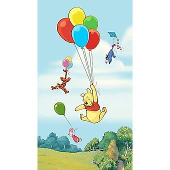 Disney Winnie the Pooh Curtain for patio doors 140x245 cm