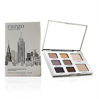Cargo Eye Contour Eye Shadow Palette - # 01 - 10.8g/0.38oz