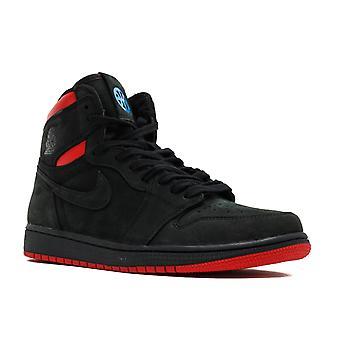 Air Jordan 1 Retro hög Og Q54 'Quai54' - Ah1040-054 - skor