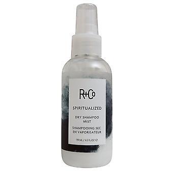 R&Co Spiritualized Dry Shampoo Mist 4.2 OZ