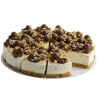 Chantilly Frozen Honeycomb Cheesecake