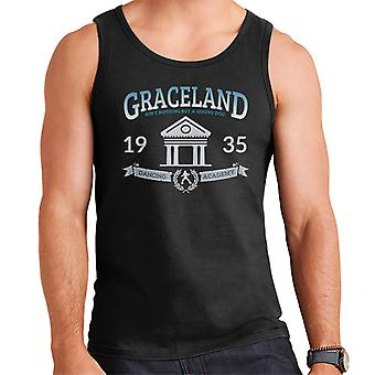 Graceland dans Academy Elvis Presley mænds Vest