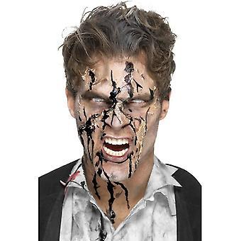 Zombie żel krwi butelka, czarny