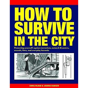 How to Survive in the City - Protecting yourself against terrorism - n
