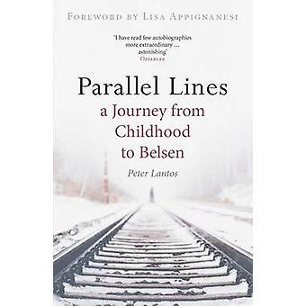 خطوط متوازية ببيتر لانتوس-كتاب 9781905147571