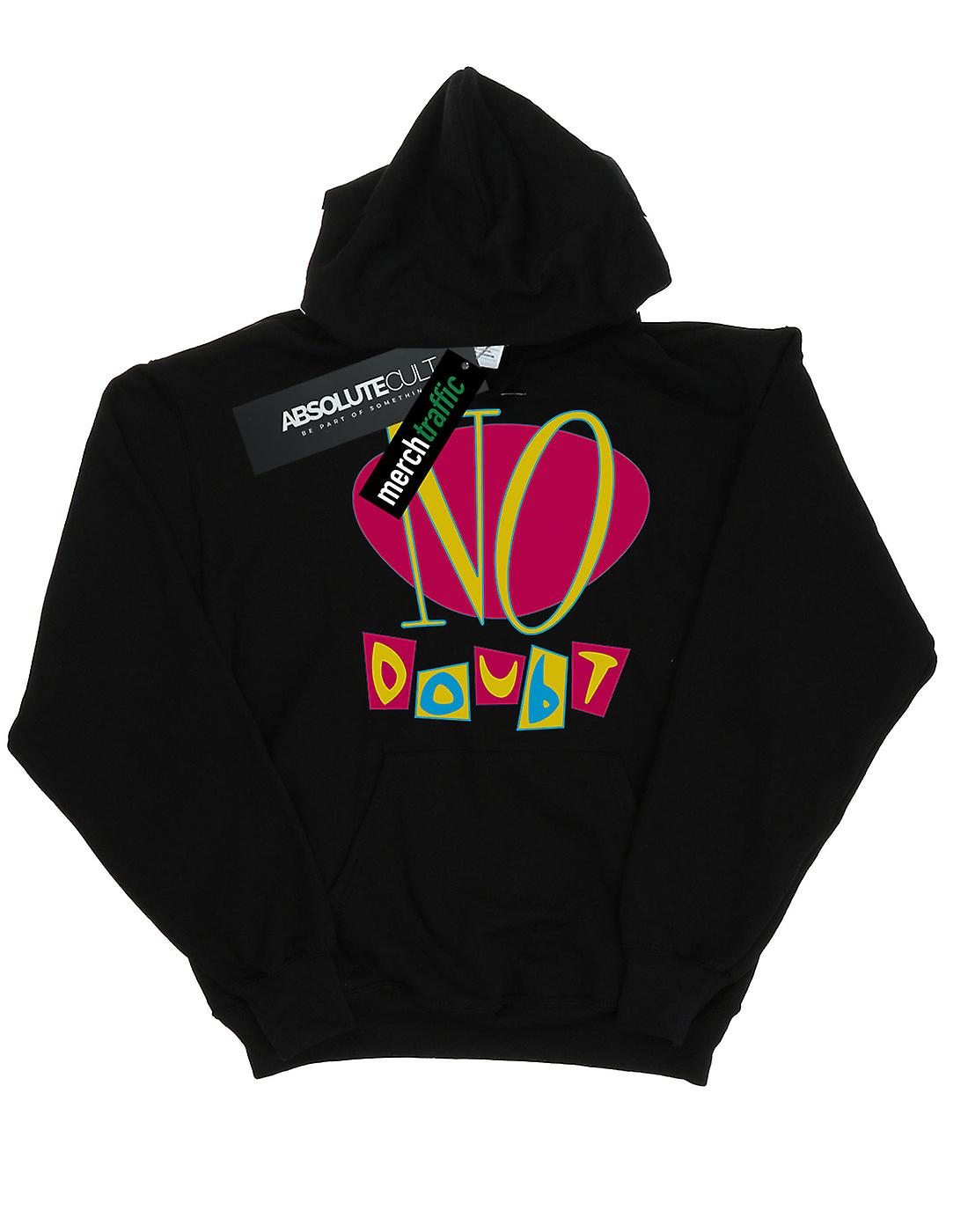 No Doubt Men's Tragic Kingdom Logo Hoodie