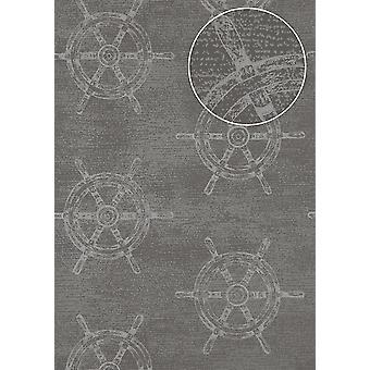 Non-woven wallpaper ATLAS SIG-585-2