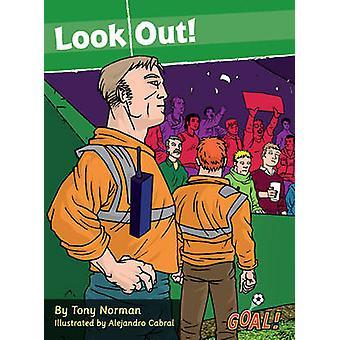 Kijk uit! -Niveau 3 door Tony Norman - 9781841678573 boek