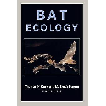 بات الإيكولوجيا (طبعة جديدة) حسب توماس H. كونز-فينتون M.Brock-978022