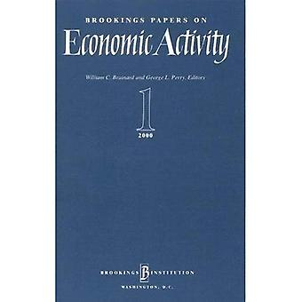 Brookings Papers su attività economica 2000: 1: 2000 Vol 1