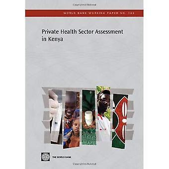 Yksityiset terveysalan arviointi Keniassa (Maailmanpankki valmisteluasiakirja)