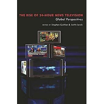 La subida de la televisión de noticias 24 horas: perspectivas globales