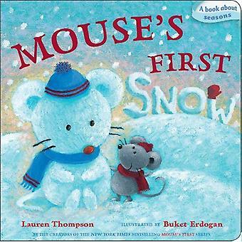 Premières neiges de souris