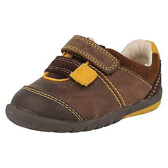 Boys Casual Clarks Shoes Softly Seb