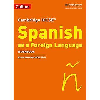 Cambridge IGCSE (TM) Espanjan työkirjan (Collins Cambridge IGCSE (TM)) (Collins Cambridge IGCSE (TM))