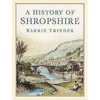 Historia Shropshire