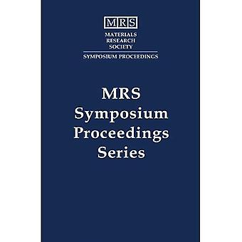 Growth, Processing, and Characterization of Semiconductor Heterostructures: Volume 326� (MRS Proceedings)