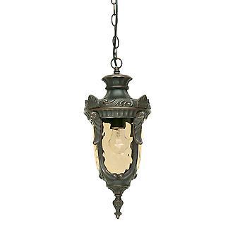 Philadelphia Chain Lantern Medium - Elstead Lighting
