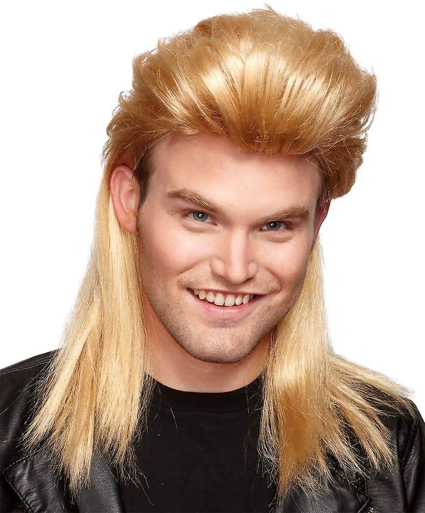 Nattklubb Mullet Blonde