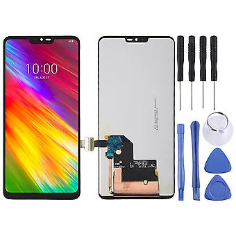 Til LG G7 sin ThinQ fuld LCD displayet touch reparation reservedele sort nye