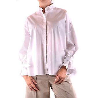 Fay Ezbc035035 Women's White Cotton Shirt