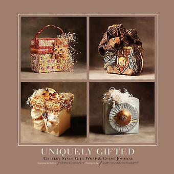Uniquely Gifted Gallery Style Gift Wrap amp Guest Journal by Eleanor J. Leinen
