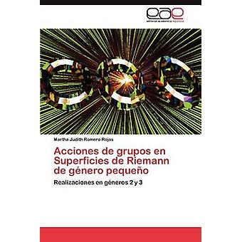 Acciones de Grupos da Superficies de Riemann de Genero Pequeno af Romero Rojas & Martha Judith