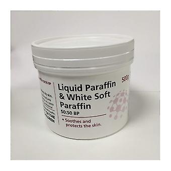 Paraffin Liq & Wsp 50/50 [Unlicensed] 500Gm