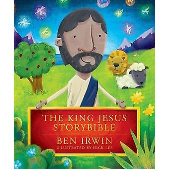 The King Jesus Storybible - 9781434711489 Book