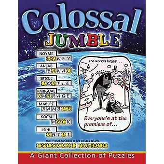 Colossal Jumble(r) by Tribune Media Services - 9781572434905 Book