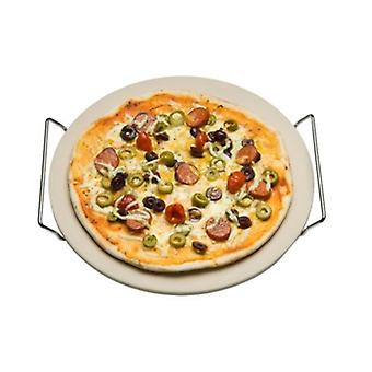 Cadac 33cm Pizza Stone - Brown