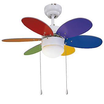Ceiling fan RAINBOW 76cm / 30