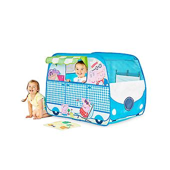 Peppa Pig Campervan Pop Up Rollenspiel Zelt