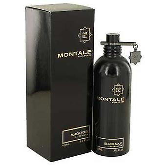 Montale Black Aoud By Montale Eau De Parfum Spray (unisex) 3.4 Oz (women) V728-539171