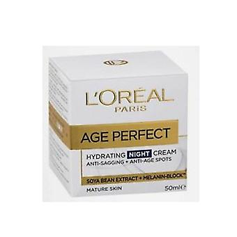 L'oreal L'Oreal Derm Exp Age Perfect Night Cream