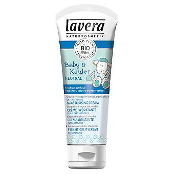Lavera Neutral Baby & Child Extra Känslig Fuktgivande Kräm, 75ml