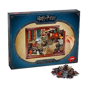 Phd - harry potter hogwarts - 1000pc puzzle