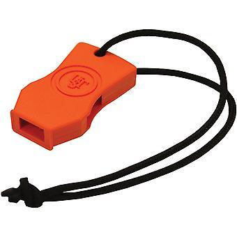 UST Jet Scream Micro Floating Pealess Whistle - Orange
