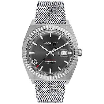 Jason hyde i have a date watch for Women Analog Quartz with Clothing Bracelet JH30001