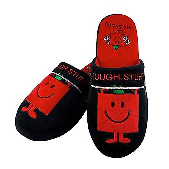 Mr. Men Mr. Strong Mule Slippers