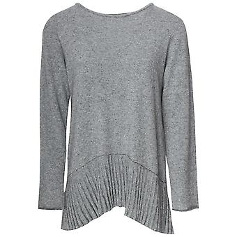 Trui met lange mouwen Latte Fine Knit
