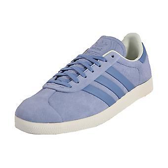 Adidas Originals Gazelle Stitch & vire cinza cru/denim/branco